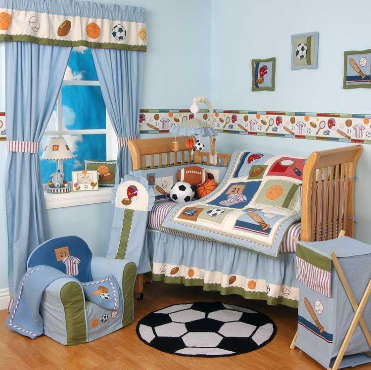 Ni os12 habitaciones infantiles pinterest bebe el - Habitaciones infantiles bebe ...