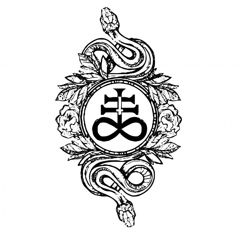 Leviathan Cross Satans Cross Occult Pinterest Cross Symbol And