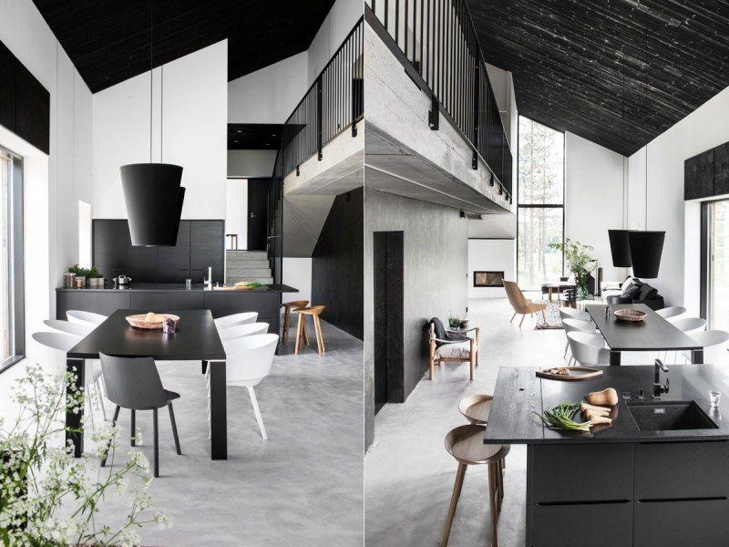 Design scandinave salle à manger en 58 idées inspirantes Lumières