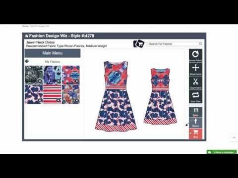 Free Fashion Design Software Online - YouTube | business