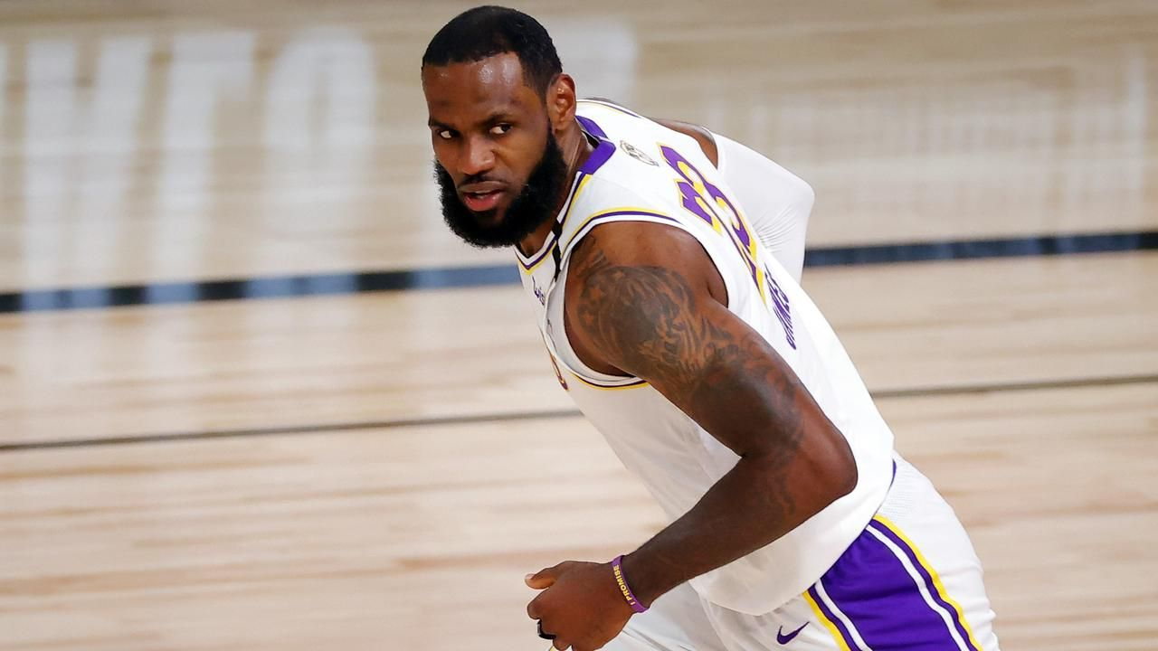 Sports Nba Finals 2020 Los Angeles Lakers Vs Miami Heat Game 5 Live Score Updates How To Watch Stream Start Time In Australia In 2020 Lakers Vs Nba Finals Nba