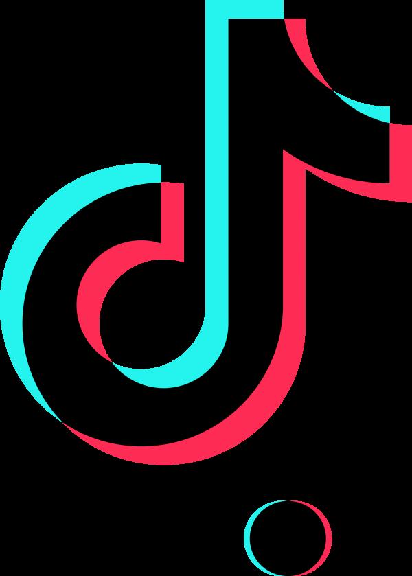 Resim 208259 TikTok Logo in 2020 Free clip art, Clip