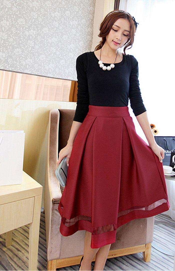 faldas estilo vintage - Buscar con Google