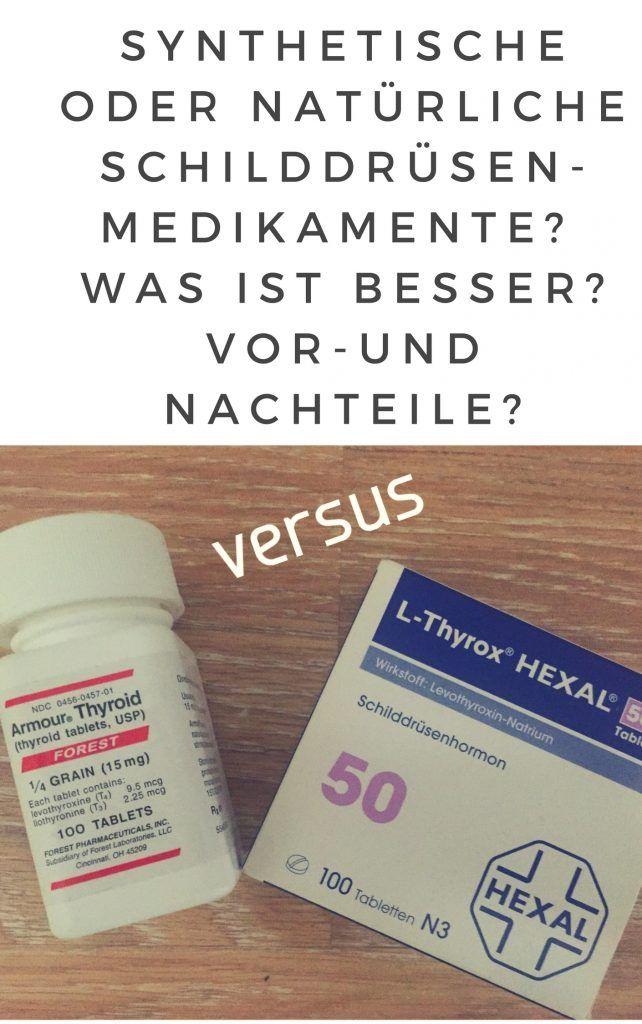 Gewichtsverlust Medikamente mit Hypothyreose Behandlung