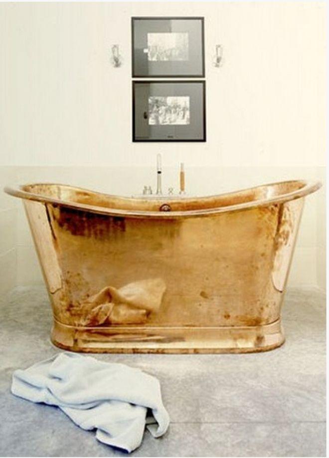 loft design blog עיצוב וסגנון חיים copper tub on home inspirations this year the perfect dream bathrooms diy bathroom ideas id=25917