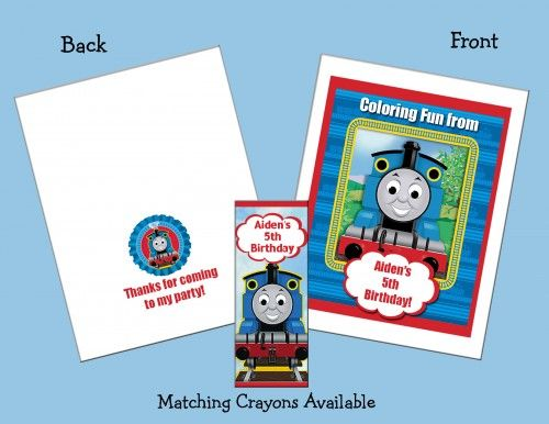 Free Printable Coloring Pages For Kids Train Coloring Pages Birthday Coloring Pages Thomas The Train