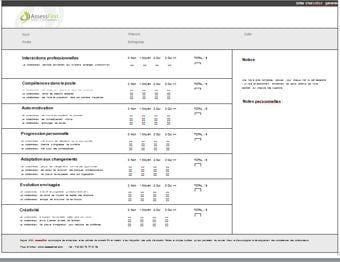 Grille entretien évaluation - Modèle gratuit de lettre ...