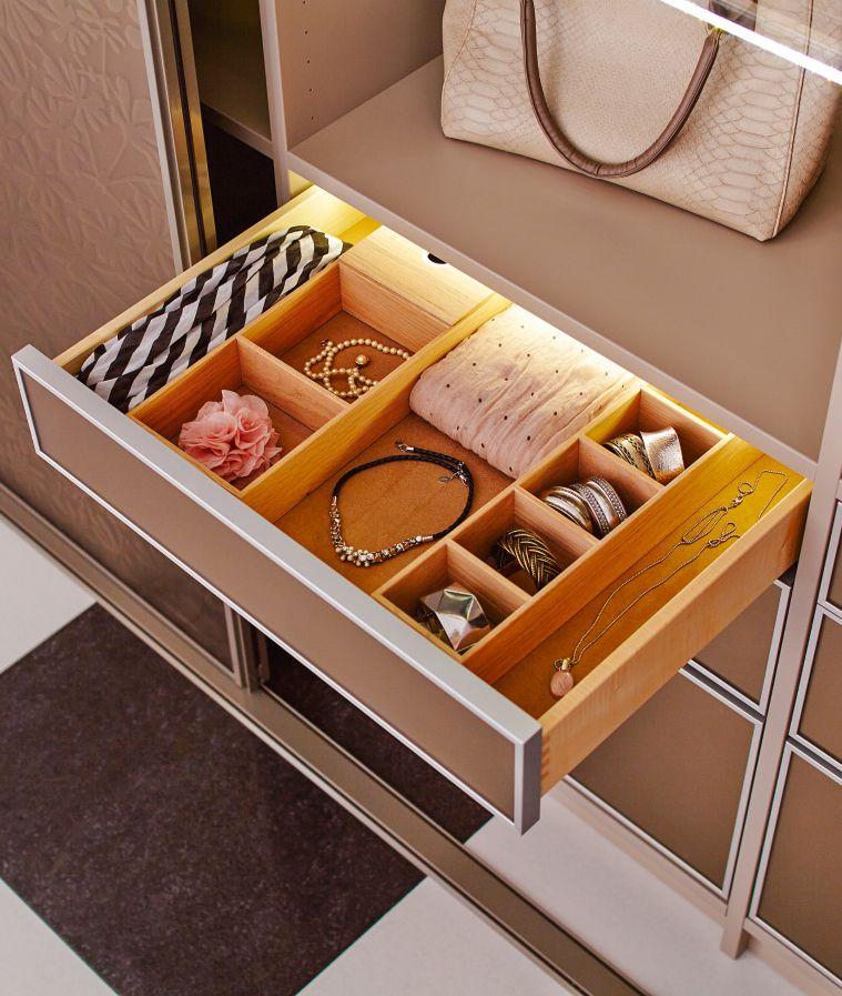 schubladeneinteilung f r den kleiderschrank von cabinet ordnung halten pinterest ordnung. Black Bedroom Furniture Sets. Home Design Ideas