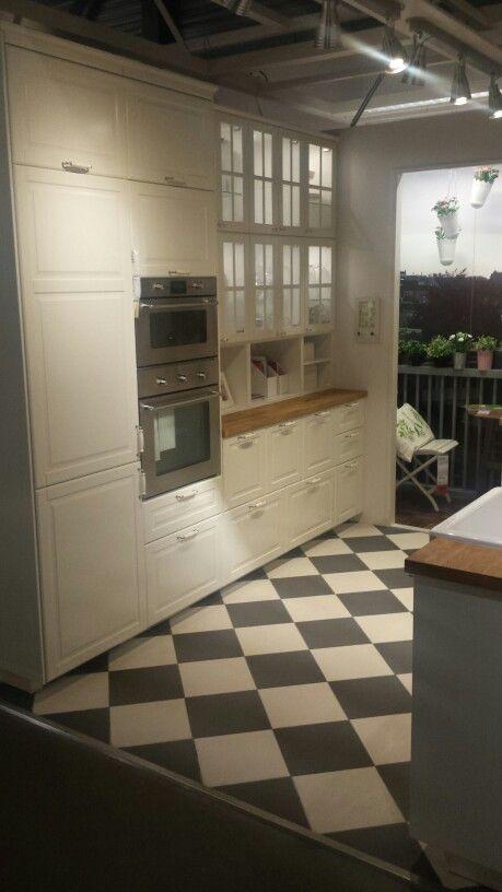 Metod Bodbyn Kitchen Ikea Groningen Kuche Landhausstil Ikea Kuche Kuche