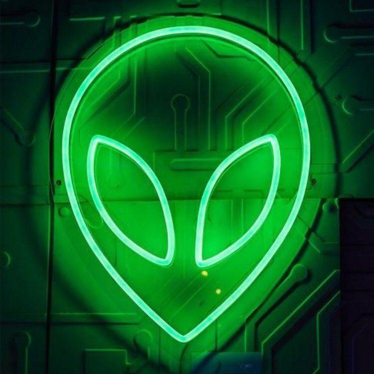 *Follow Maryam Selassie for more Dark+Neon Green Aethetic