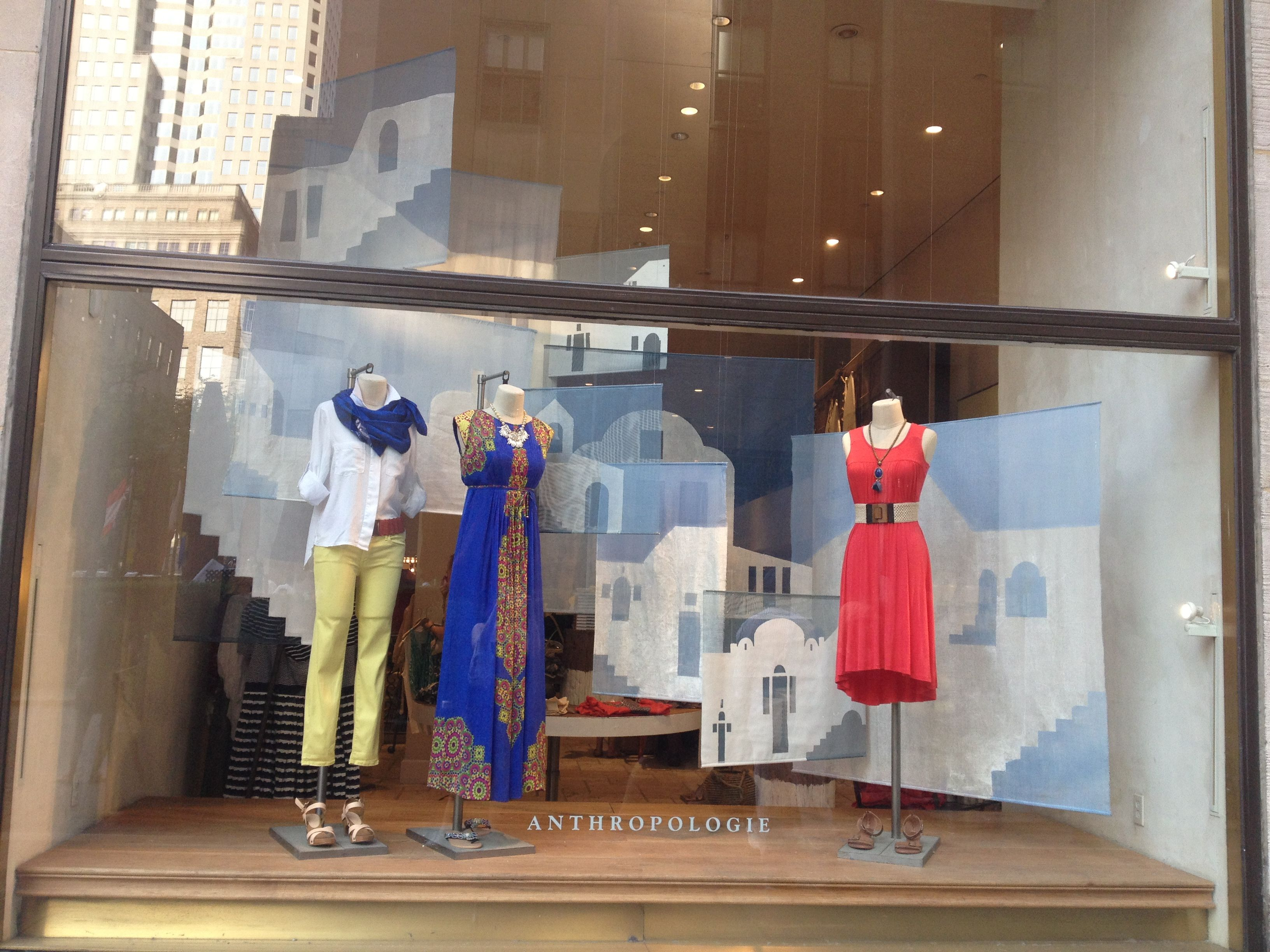 Anthropologie | Rockefeller Plaza, NYC June 2013