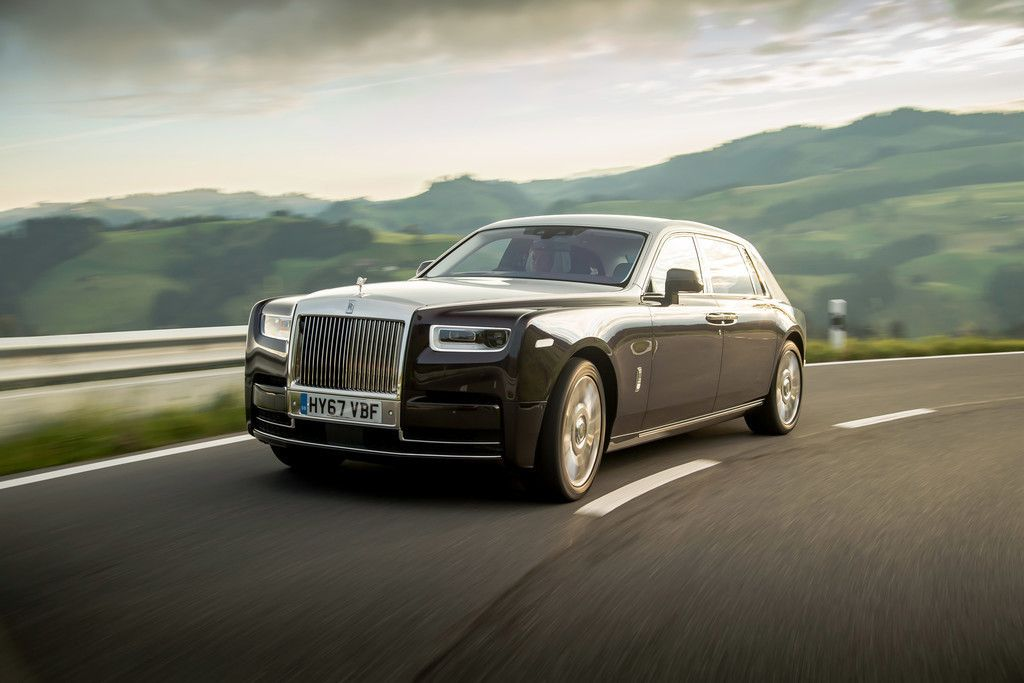 2017 Rolls Royce Phantom Ewb Luxury Car 4k Wallpaper With
