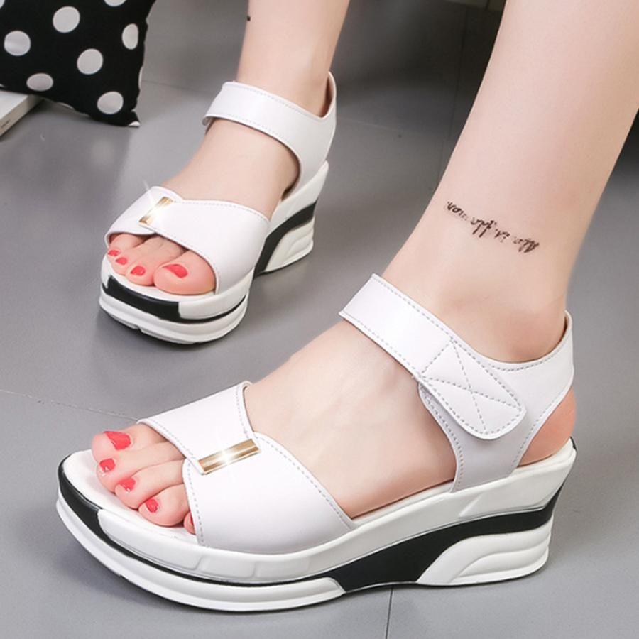 a2b2e5b3d407  OOTD  Summer  AdoreWe  BerryLook -  berrylook Plain High Heeled Ankle Strap