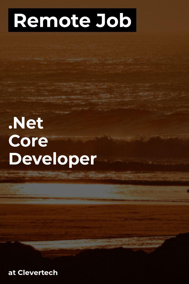 Remote Core Developer at Clevertech nosql