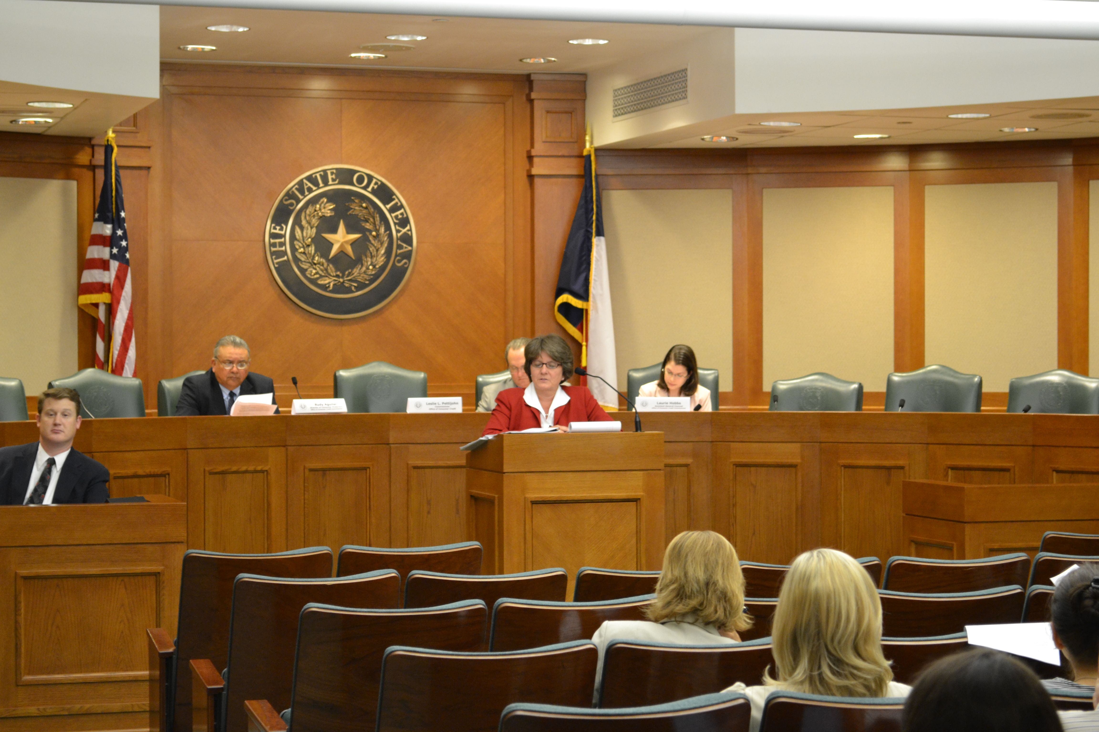 Tips For Your Testimony To The Texas Senate Committee On