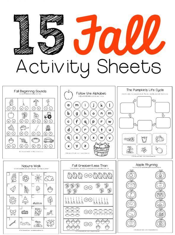 New! Pumpkin, Leaf, and Apple Theme Pack | Kind