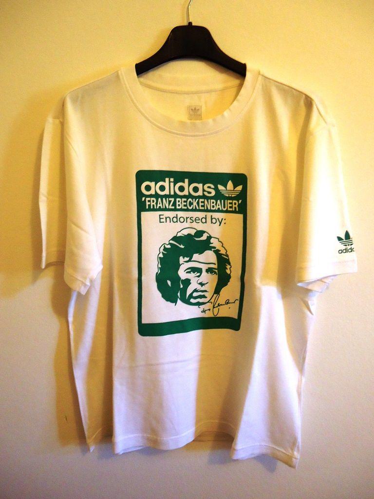 adidas beckenbauer t shirt