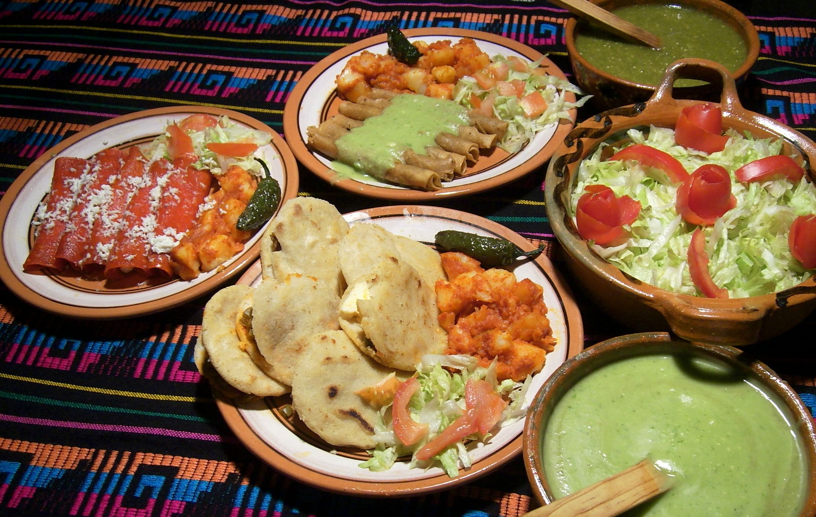 antojitos authentic mexican food reservations
