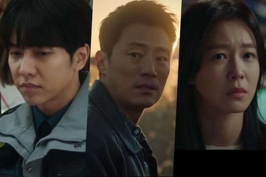 Watch: Lee Seung Gi, Lee Hee Joon, Kyung Soo Jin, And More Fall Into Despair As The Hunt Begins In Teaser For New tvN Thriller