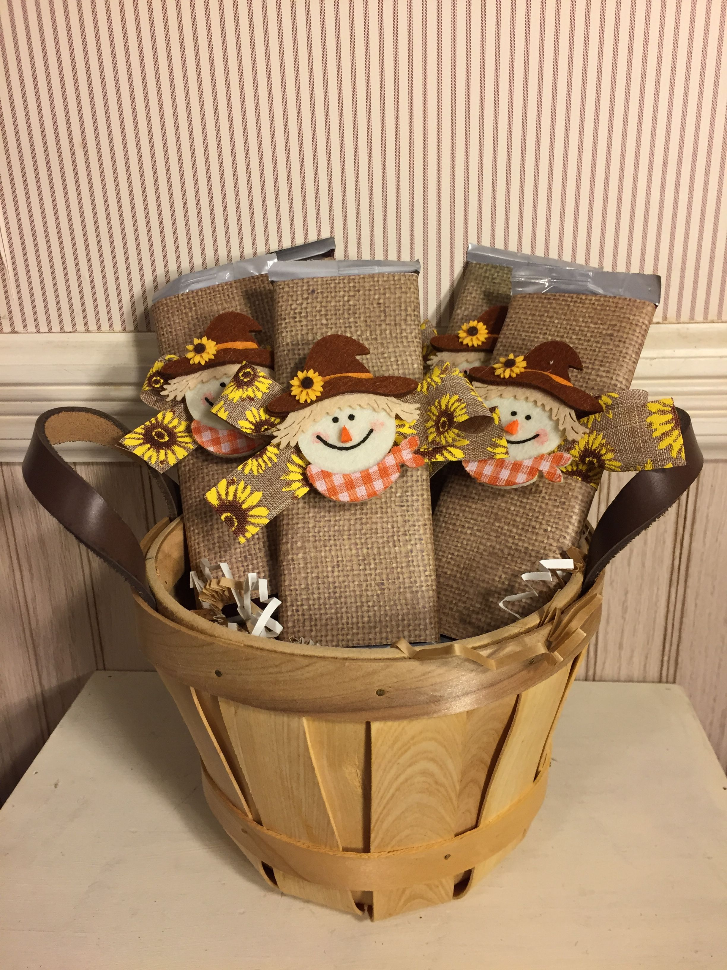 Pin by Frannie on Candy Crafts Halloween treat bags