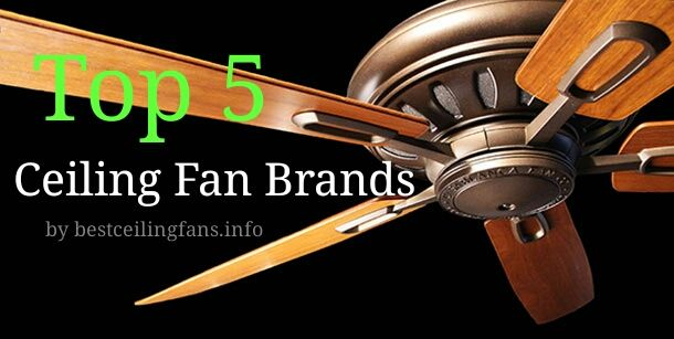 The Best Ceiling Fan Brands With Images Ceiling Fan Best