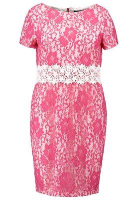 Vestido informal - pink/cream