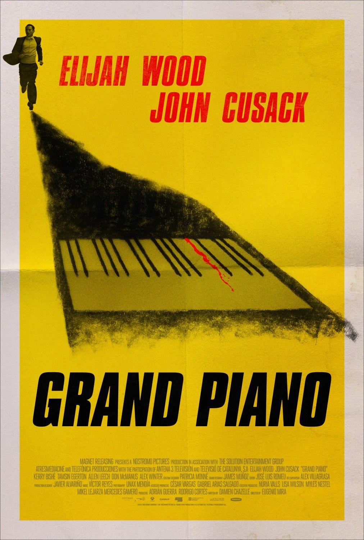 Grand Piano Piano, Movie posters, Elijah wood