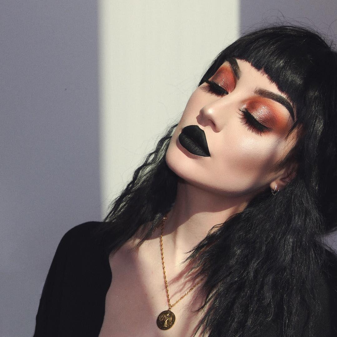 Pin By Alana Steele On Makeuppp Glam Makeup Look Vampire Makeup