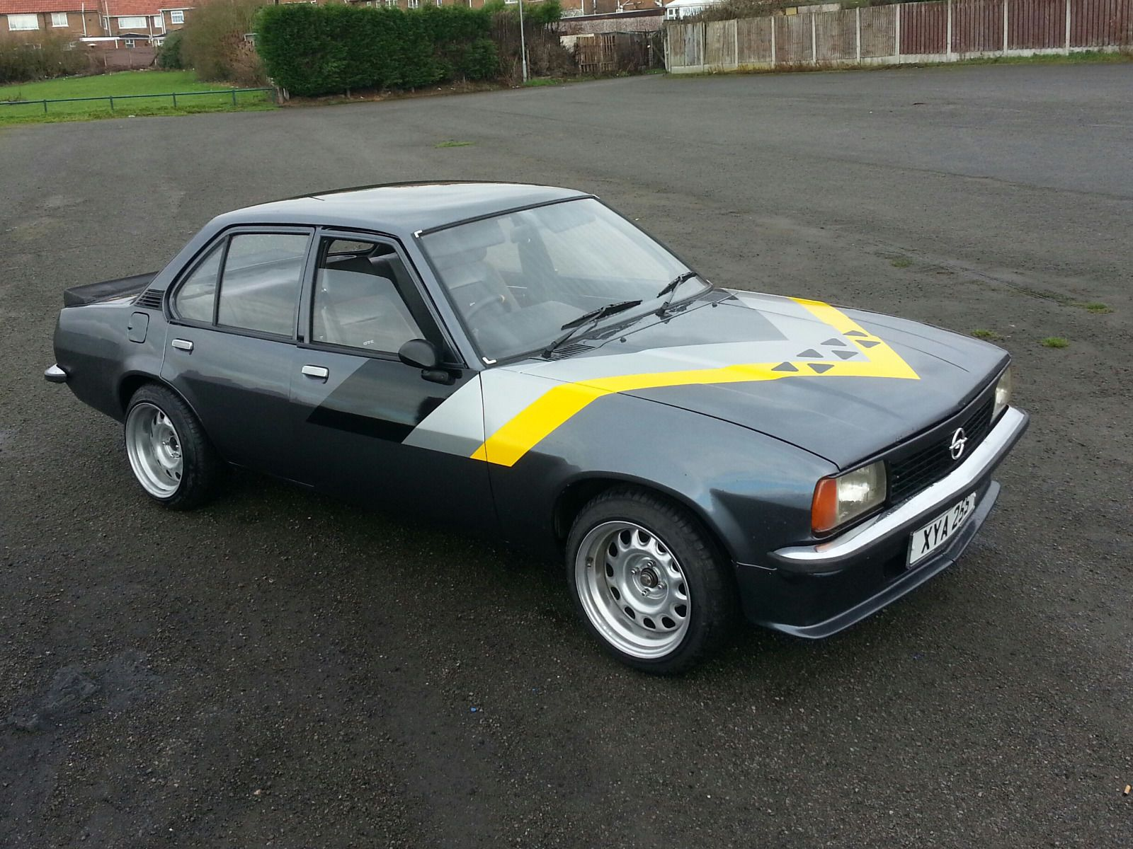opel ascona, Not escort, Not Sierra or manta | Vehicle and Cars