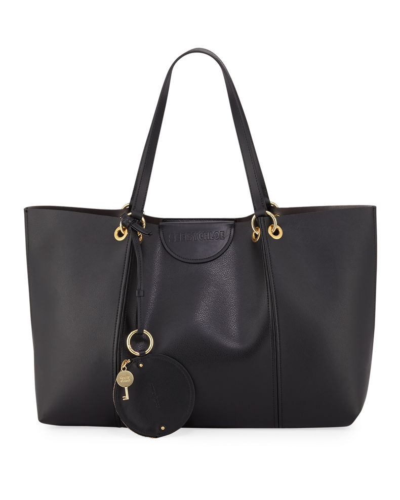 See by Chloe Marty Leather Tote Bag #seebychloe