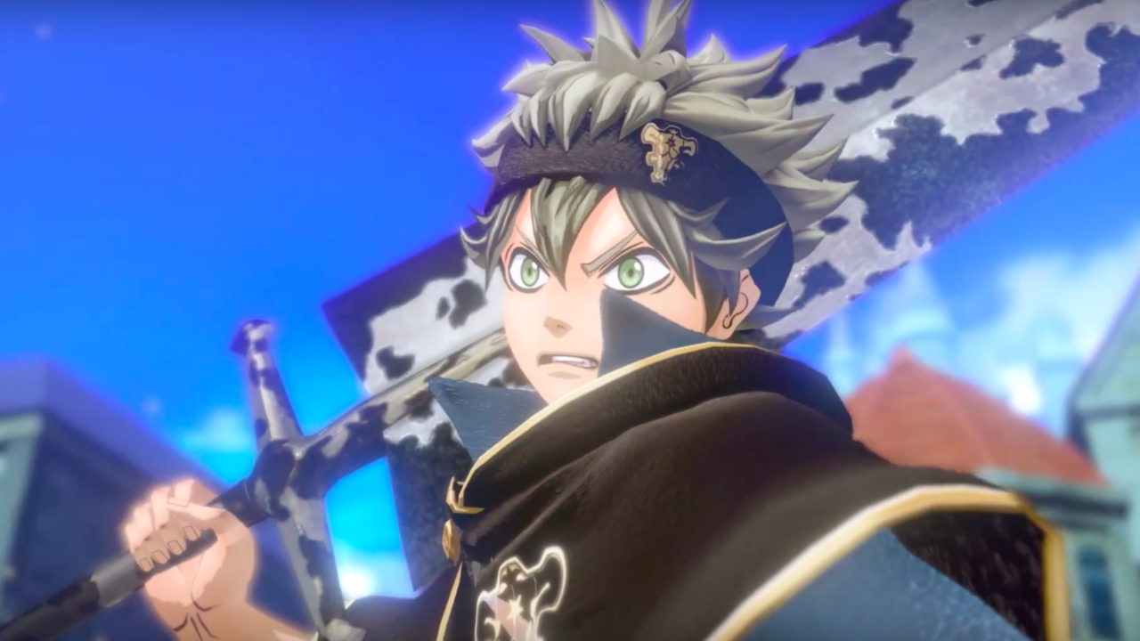 Black Clover Project Knights Official Announcement