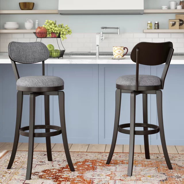 Swivel Counter Height Bar Stools Up To 80 Off This Week Only Wayfair Counter Stools Swivel Counter Stools Bar Stools