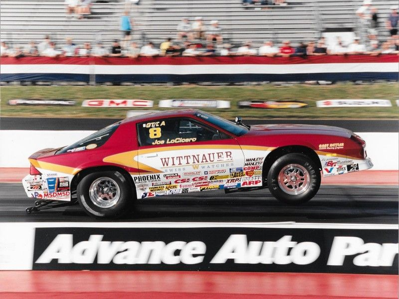 1990 Super Stock Camaro | Drag Racing Cars for sale on ...