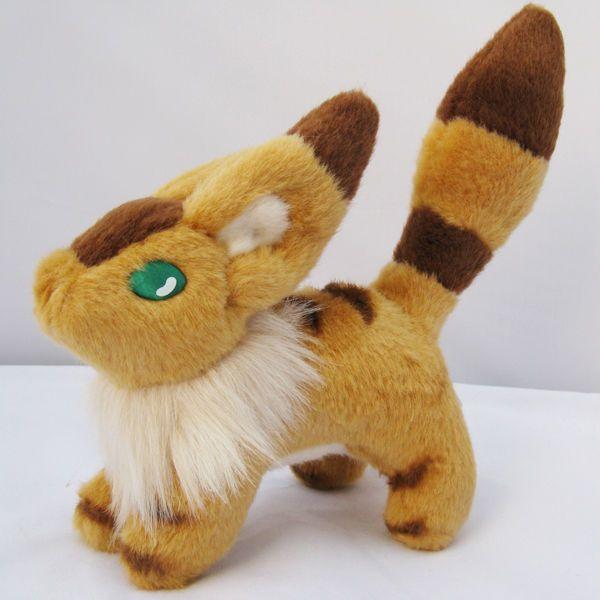 "Studio Ghibli Nausicaa and the Valley of the Wind Teto Fox Squirrel 9""Plush Toy,so cute!"