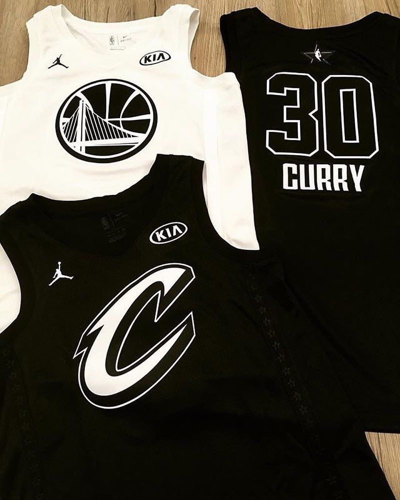 4fd4c0ad59 2018 NBA All-Star jerseys • Thoughts? | CURRY FAM/ GS | Nba, Nba ...