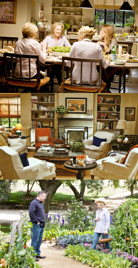 I Love Nancy Meyers Movies But Besides That I Was Watching It 39 S Complicated With My Family And I Noticed How Much I Its Complicated House Home Set Decor