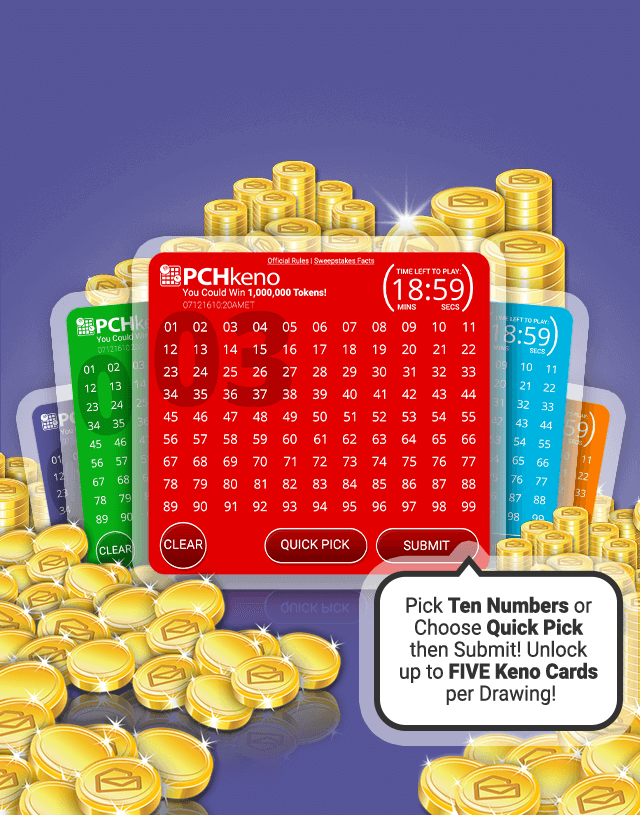 Tutorial Lotto, Keno, 10 things