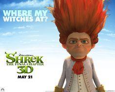Trek The Final Chapter Shrek Rumpelstiltskin Shrek Character