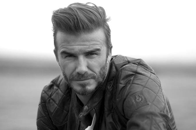 David Beckham Belstaff Lookbook Man Style Pinterest - Beckham hairstyle 2015 tutorial