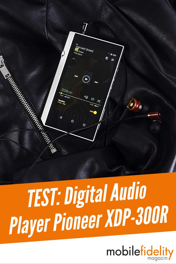 Pioneer Xdp 300r Mit Bildern Digital Audio Player Audio Schiff
