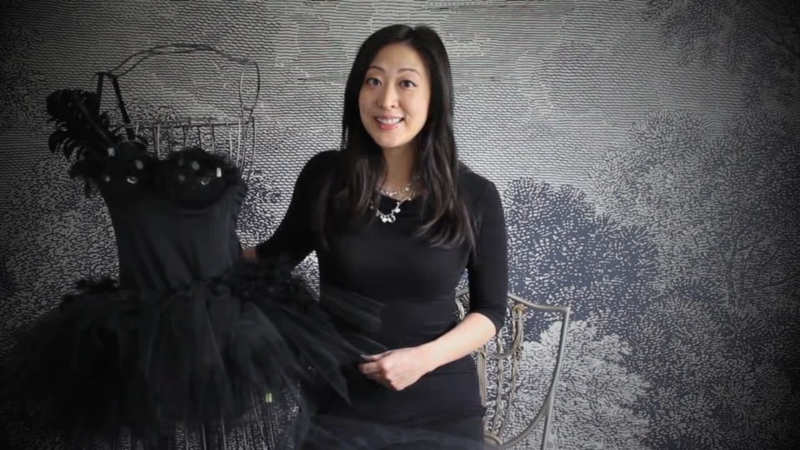 """Are you looking for a dark, dramatic, and elegant costume? In this lesson, learn how to recreate the tutu from the movie """"Black Swan"""" using simple materials."""