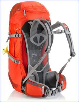 582757f1feb1 Deuter Futura PRO 34 SL pack. | Backpacking | Golf bags, Backpacking ...
