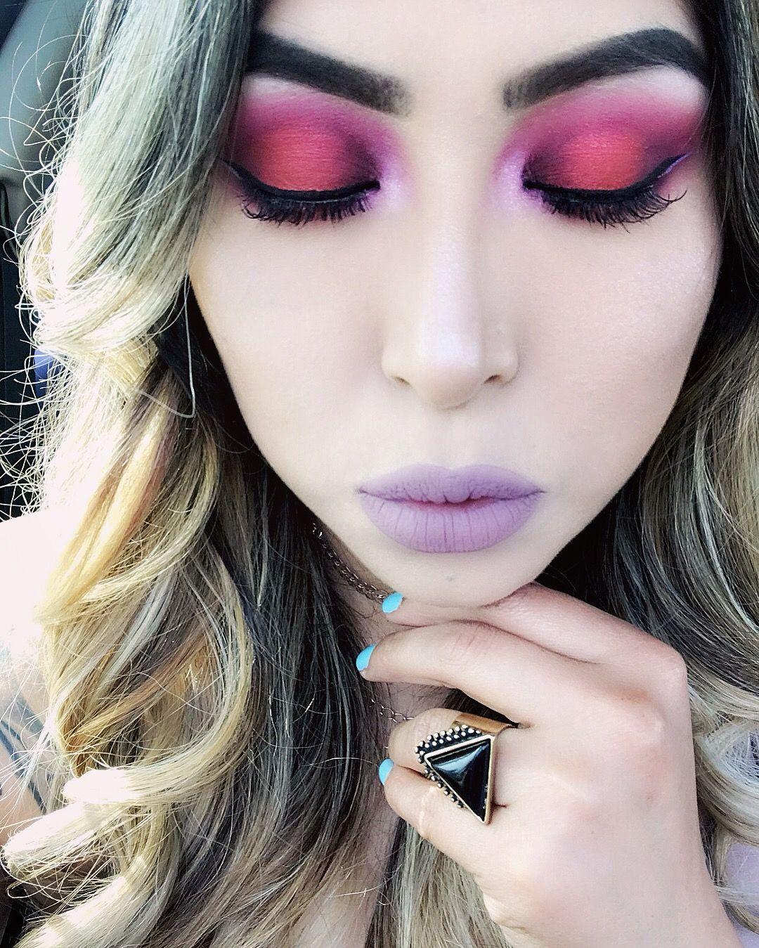 Jeffree Star Cosmetics Blood Sugar Palette Make up augen