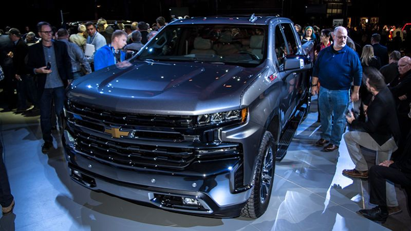 The 2019 Chevy Silverado 1500 Is Getting A Diesel Chevy Duramax