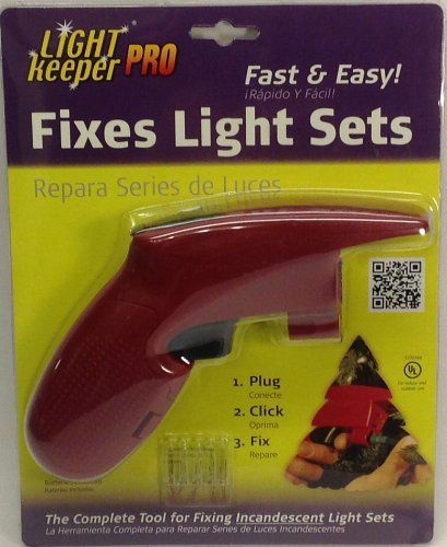 nice Light Keeper Pro-The Complete Tool For Fixing Your Christmas ...