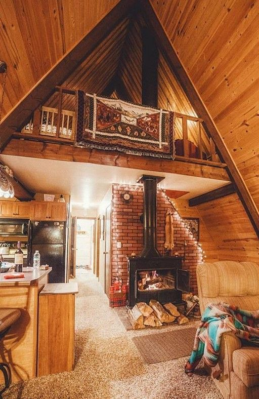 Pin By Richard Armstrong On Osprey A Frame Ideas Small Cabin