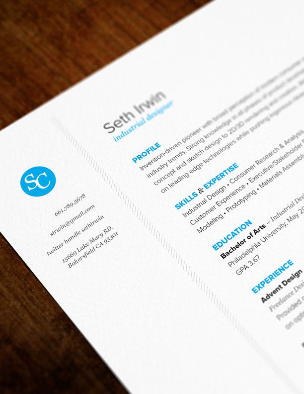 Irwin Resume - foundresumes Field tested resumes proven to land