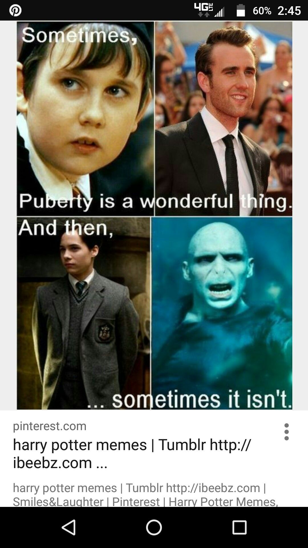 Pin By Brook Nox On Harry Potter Funny Quotes Tumblr Funny Picture Quotes Harry Potter