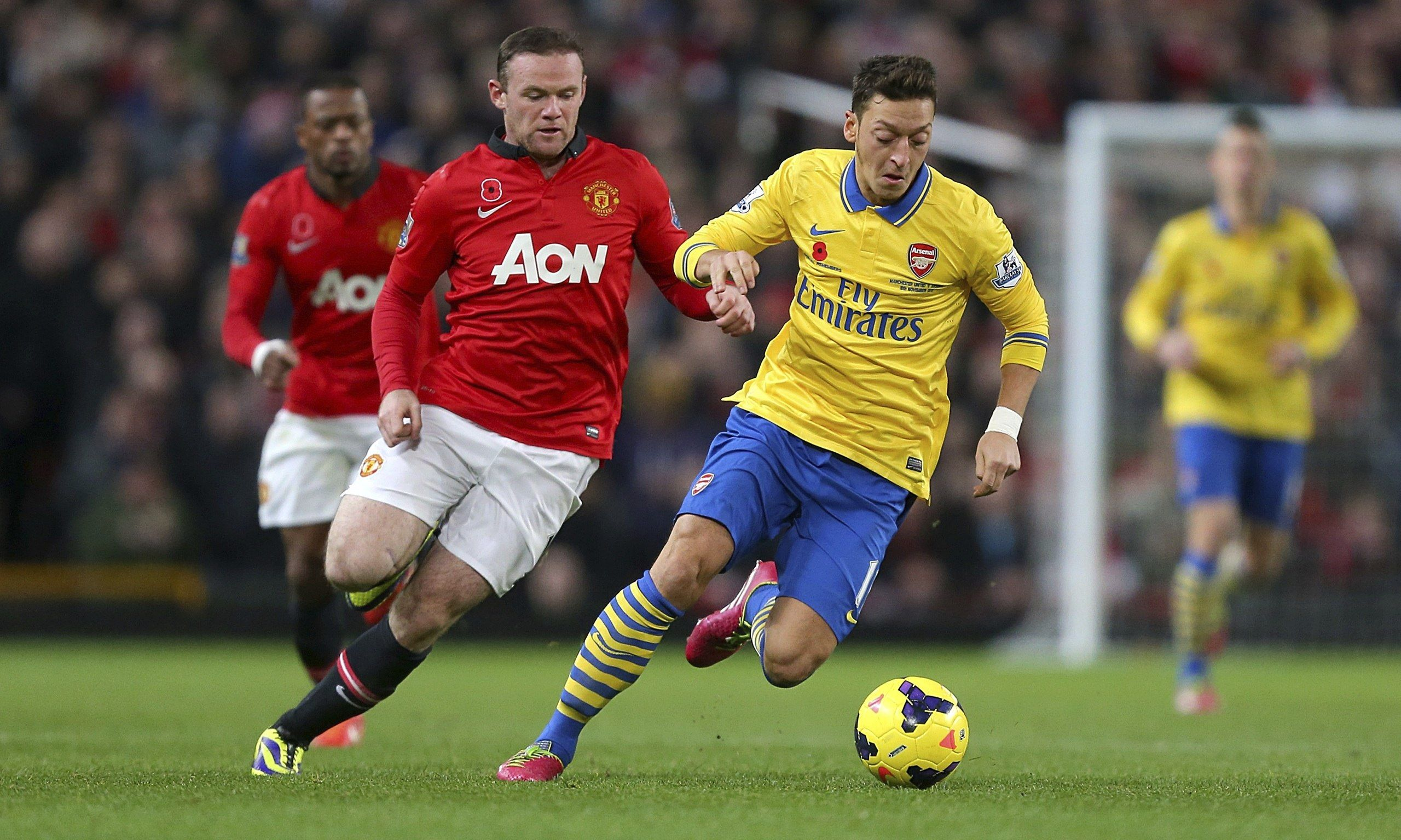 Manchester United vs Arsenal 02/24/2015 FA Cup Preview