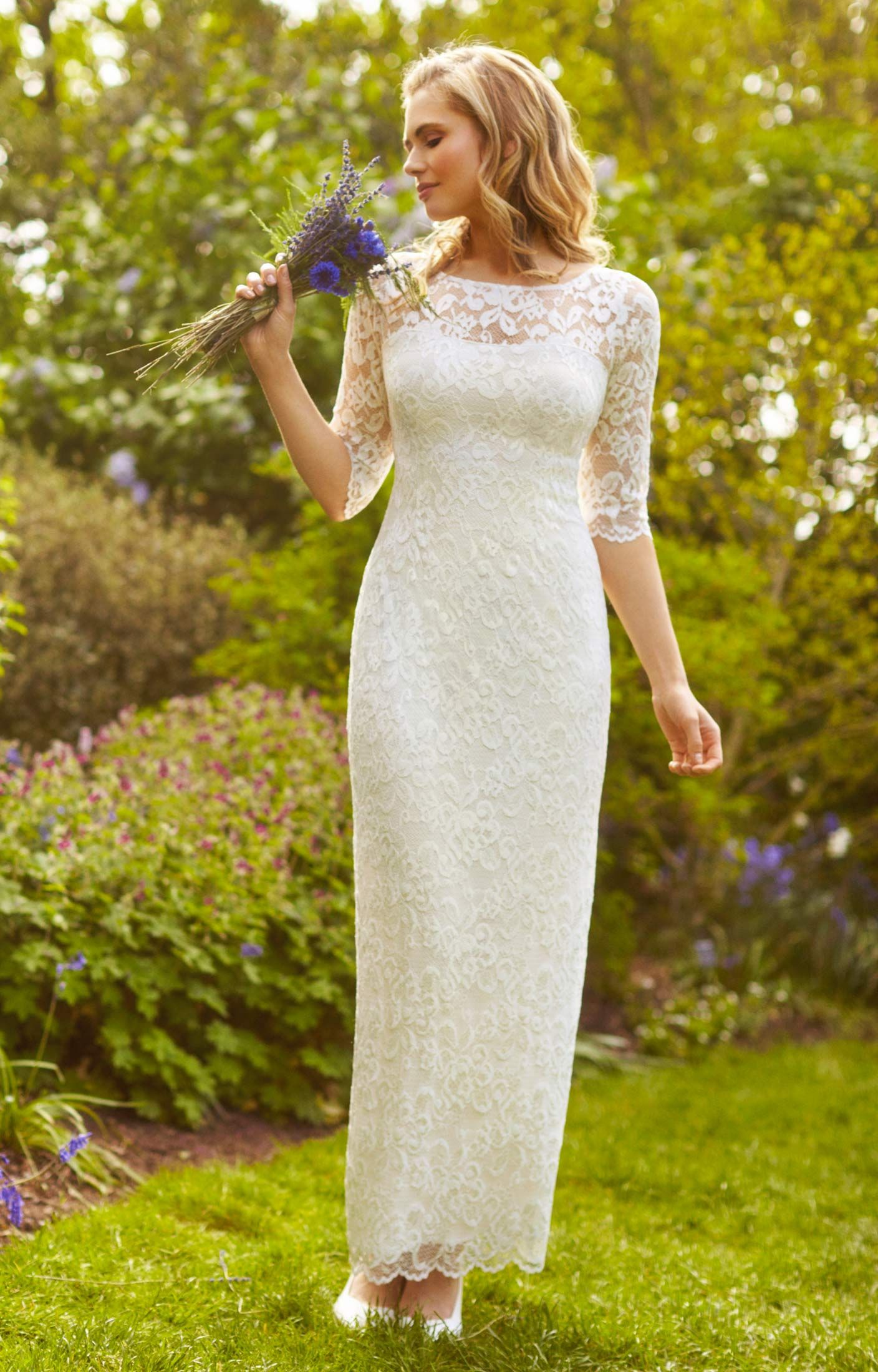Lila gown